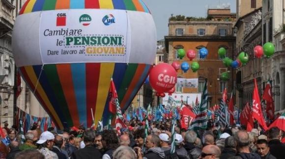 Pensioni anticipate e LdB2020: per la Cgil l'obiettivo resta il superamento della legge Fornero