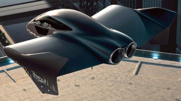 Porsche e Boeing collaborano per produrre auto volanti