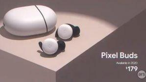 Pixel Buds di 2a generazione: ufficiali le cuffiette true wireless di Google