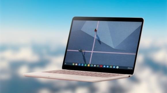 Pixelbook Go: il notebook made by Google ora è più economico ed esile