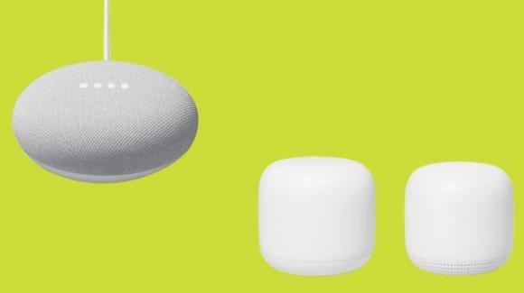 Domotica by Google: ecco lo speaker Nest Mini ed il sistema mesh Nest Wifi