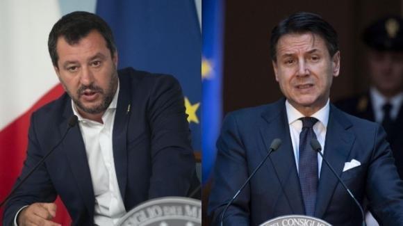 Matteo Salvini commenta il paragone tra Giuseppe Conte e Bettino Craxi