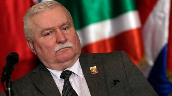 """Lech Walesa su Kaczynski e Orban: """"Sono convinto che un giorno saranno sconfitti"""""""