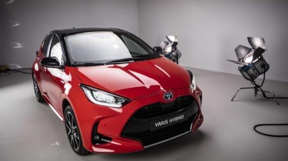 Toyota Yaris: è pronta la quarta generazione dell'ibrida più venduta in Italia