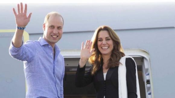 Kate Middleton e William: paura durante il volo da Lahore a Islamabad, in Pakistan