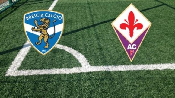 Serie A Tim: probabili formazioni di Brescia-Fiorentina