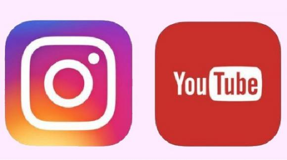 App multimediali: è sfida, a suon di novità, tra Instagram e YouTube