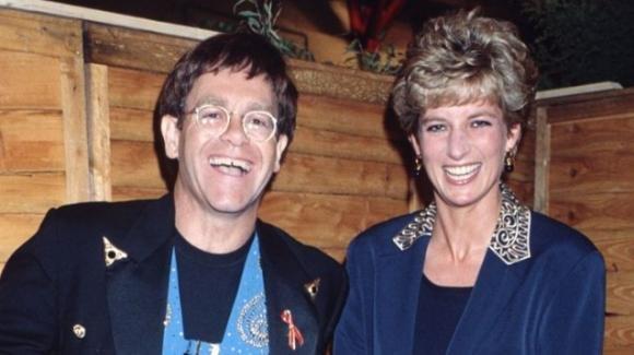 Elton John svela per quale motivo litigò con Lady Diana