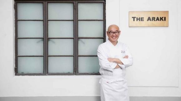 Perde 3 stelle Michelin in una sola volta: il caso sconvolgente del The Araki di Londra