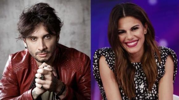 Possibile flirt tra Bianca Guaccero e Fabrizio Moro, parla la diretta interessata