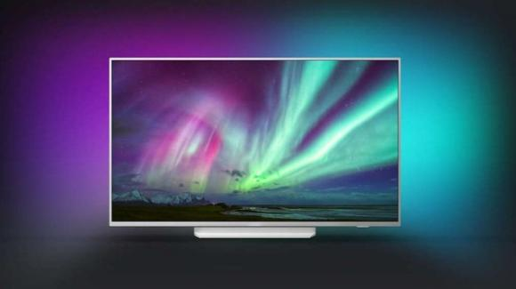 Philips: in arrivo le smart TV HDR 55PUS8204 con audio Dolby Atmos e Android TV