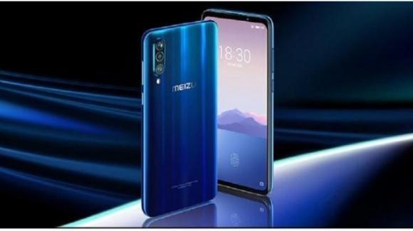 Meizu 16T: ufficiale lo smartphone top gamma elegantemente multimediale