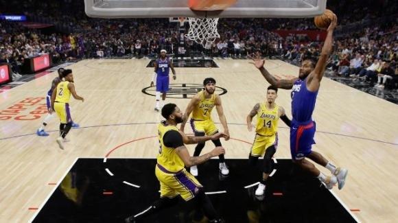 NBA, 22 ottobre 2019: ai Clippers il derby sui Lakers, i Raptors prevalgono sui Pelicans