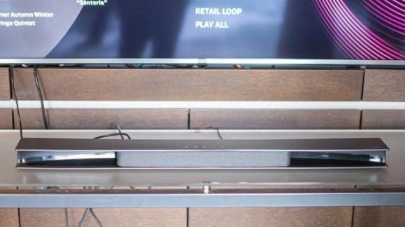 TCL Ray-Danz: in arrivo la soundbar con subwoofer esterno e Dolby Atmos