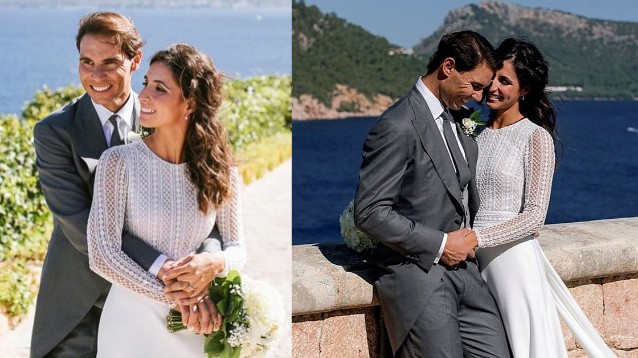 Rafael Nadal: le nozze con Maria Xisca Perello