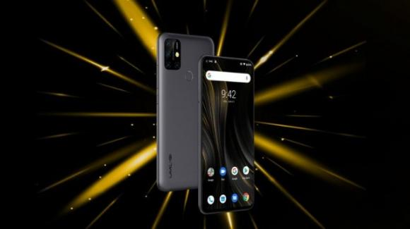 Umidigi Power 3: battery phone, ma con quadrupla fotocamera e display forato