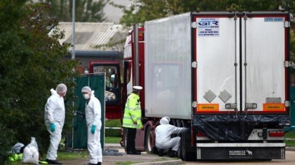 Regno Unito: primi riscontri sul traffico di esseri umani nell'Essex