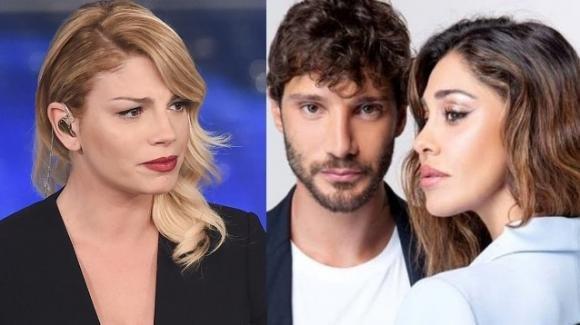 Emma Marrone si lascia andare ad un chiaro riferimento a Belen e Stefano
