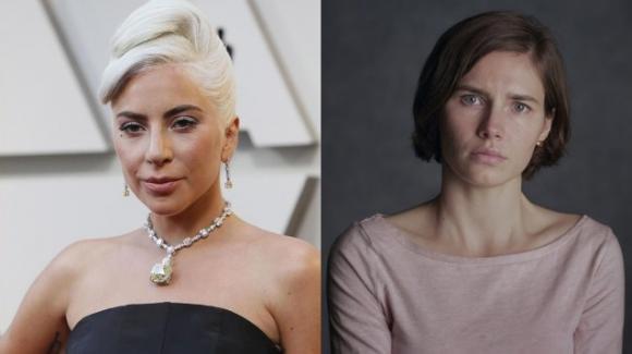 Amanda Knox contro Lady Gaga: scatta la guerra sui social