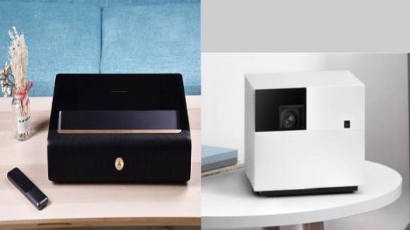 Proiettori smart: Xiaomi stuzzica l'intrattenimento da salotto con 2 nuovi modelli