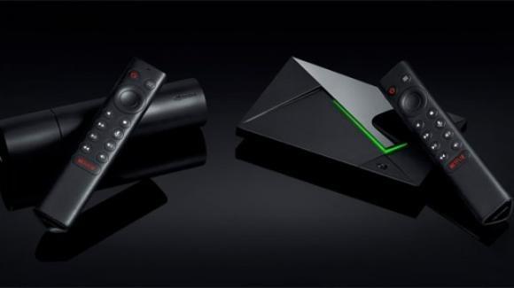 Nvidia Shield TV 2019 e TV Pro, ufficiali con nuovo telecomando e processore Tegra X1+