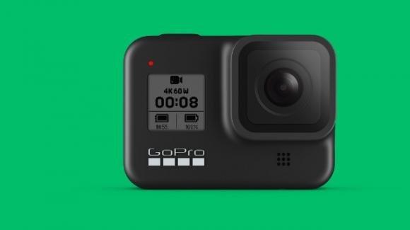 Go Pro Hero8 Black: la nuova action camera è più semplice e guarda ai Creators