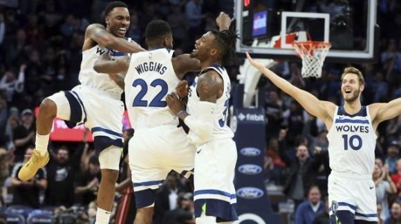 NBA, 27 ottobre 2019: Timberwolves incontenibili, Heat sconfitti. Tutte le partite
