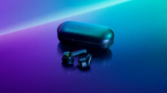 Razer Hammerhead Earbuds: true wireless, per gamers, con latenza ultra bassa
