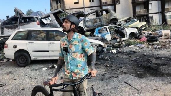 Striscia la Notizia: Brumotti minacciato di morte dai rom