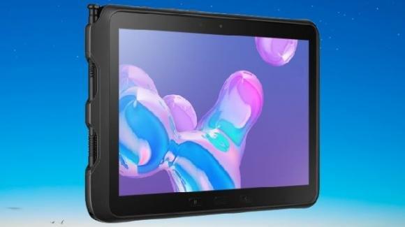 Galaxy Tab Active Pro: da Samsung il tablet corazzato per condizioni estreme