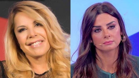 """""""Temptation Island Vip"""": Serena Enardu bacchettata da Anna Pettinelli"""