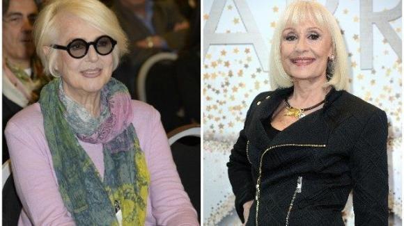 """Loretta Goggi sul suo rapporto con Raffaella Carrà: """"Mai state rivali, siamo buone conoscenti"""""""