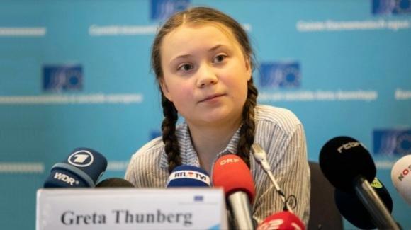 """Greta Thunberg non accetta il premio per il clima: """"Il mondo ha bisogno di più azione"""""""