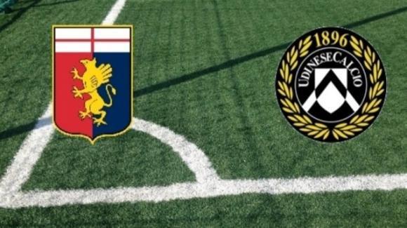Serie A: scontro salvezza Genoa-Udinese, probabili formazioni