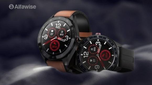 Alfawise Watch 6: in arrivo lo smartwatch low cost per gala e sport
