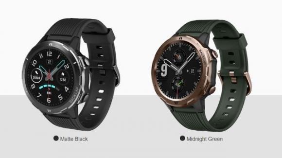 Umidigi Uwatch GT: smartwatch low cost con impermeabilità e Bluetooth 5.0