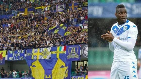 """Capo ultras del Verona contro Mario Balotelli: """"Non potrà mai essere del tutto italiano"""""""
