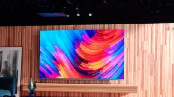 Xiaomi Mi TV 5: ufficiali le ultrasottili smart TV con supporto a 8K, HDR10+ e Quantum Dot