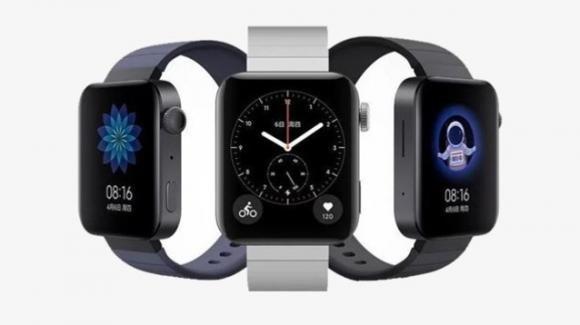 Mi Watch: ufficiale il primo smartwatch autoprodotto di Xiaomi, con eSIM
