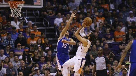 NBA, 4 novembre 2019: i Suns stupiscono e battono i 76ers, i Bucks vincono sul campo dei Timberwolves