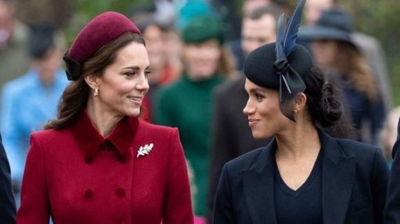 Kate Middleton e Meghan Markle: nasce un'amicizia