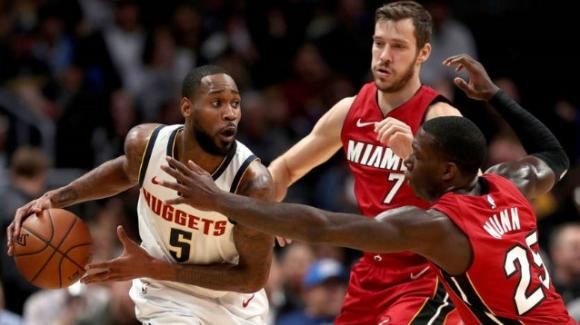 NBA, 5 novembre 2019: i Nuggets battono gli Heat, Lakers vincenti in casa dei Bulls