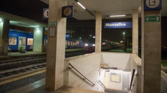 Monselice: sparatoria alla stazione ferroviaria