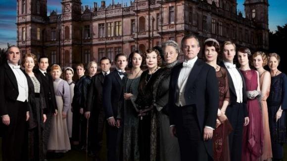 """""""Downton Abbey"""": dalla serie tv al film"""