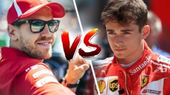Alain Prost è convinto che la Ferrari stia sbagliando nella gestione di Vettel e Leclerc