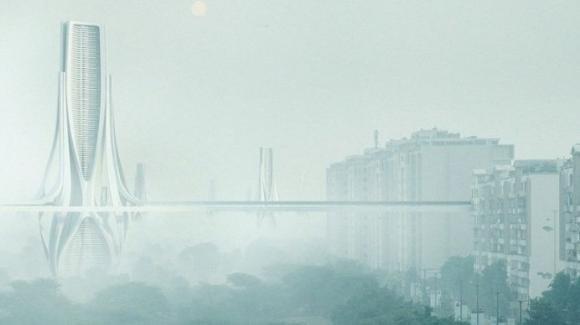 Smog Project: torri giganti per ridurre l'inquinamento