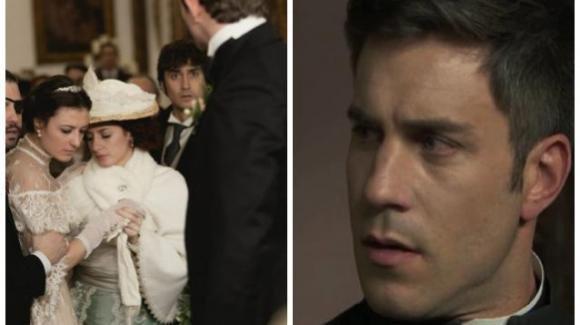 Una Vita, anticipazioni spagnole: Samuel offende e colpisce Lucia il giorno delle nozze