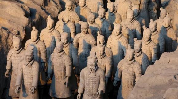 Il famoso esercito di terracotta in mostra a Milano