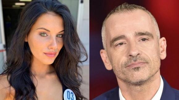 La Miss Italia Carolina Stramare smentisce il flirt con Eros Ramazzotti