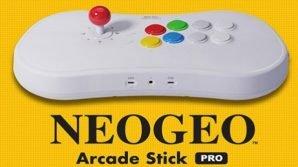 Neo Geo Arcade Stick Pro: ufficiale da SNK la consolle ibrida per il retrogaming